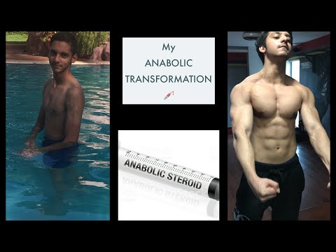 #sarms #unnatural #steroids   My ANABOLIC transformation age 18-19