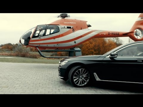 Helicopter & BMW VIP service