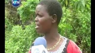 Maporomoko Ya Ardhi Mlima Elgon