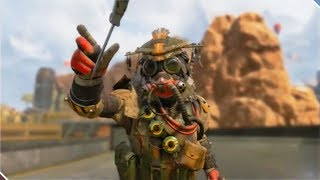 Apex Legends All Finishers.