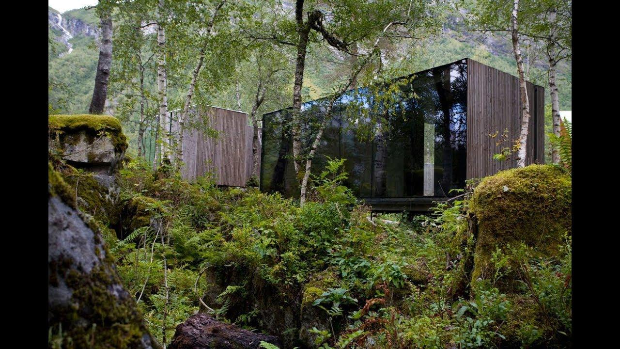 Juvet Landscape Hotel | Jensen & Skodvin Architects |Gudbrandsjuvet,  Norddal, Norway | HD - Juvet Landscape Hotel Jensen & Skodvin Architects |Gudbrandsjuvet