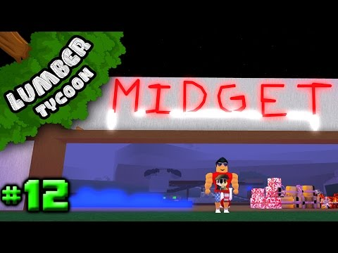 Lumber Tycoon Ep. 12: NEON LIGHTS UPDATE!!! | Roblox