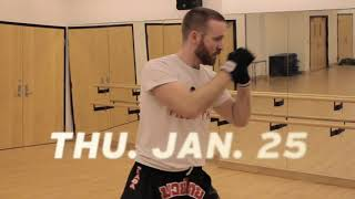 York Lions | Muay Thai with Patrick Wallace