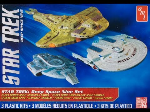 Star Trek Cardassian Galor Class lighting kit for Round2