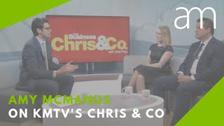Chris & Co Episode 1 | Amy McManus, AM Marketing | Kent Business News 2018