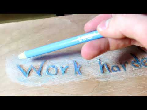 How To Make a Wood Burning Look Like It's Glowing