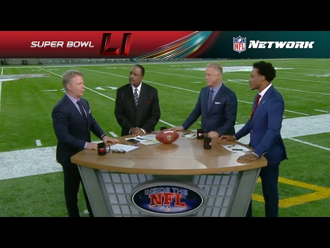 Patriots vs. Falcons: Who Will Win Super Bowl LI? | Inside the NFL
