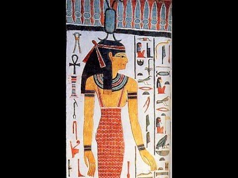 La Reina Egipcia Merneith - Istopia Historia