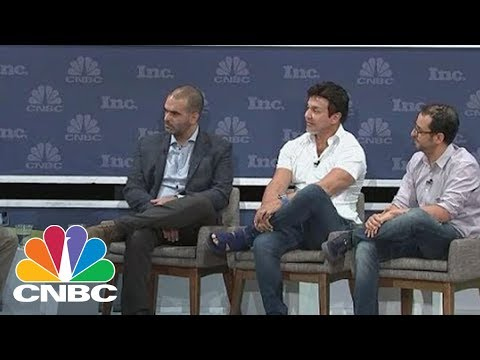 Founders of Zumba Fitness: Building A Global Fitness Empire | iConic Conference 2017 | CNBC