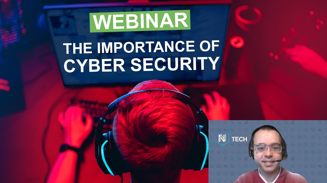 The importance of cyber security | N'tech