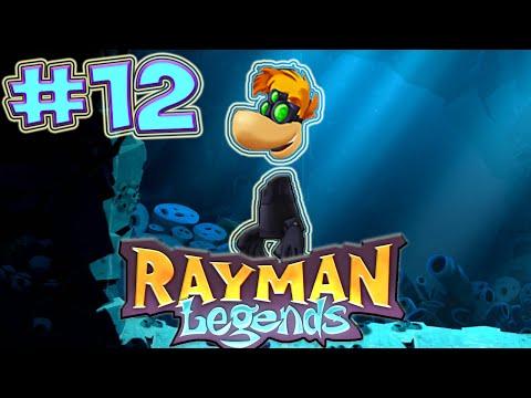 THE ROBOT SERPET OF DEATH   RAYMAN LEGENDS PART 12