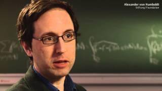 Harald Andrés Helfgott - Alexander von Humboldt-Professur 2015 (DE)