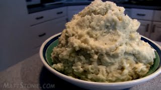 15lb Mashed Potato Challenge
