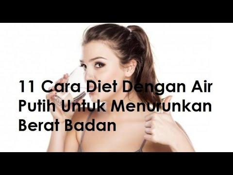 Diet Alami Dengan Air Putih