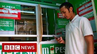 Sending money to family back home - BBC News