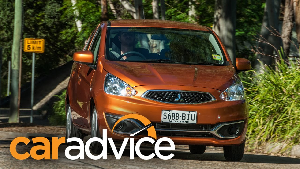 2016 Mitsubishi Mirage Es Review Quick Walkaround Caradvice
