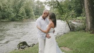 Beautiful Rustic Wedding Venue beside creek in Pennsylvania