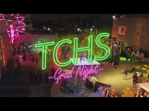 Temple City High School Grad Night 2017