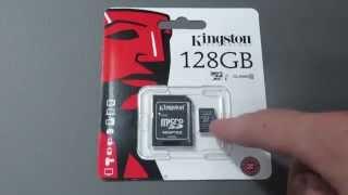 карта памяти Kingston microSDXC Class 10 microSDXC Class 10  64Gb обзор