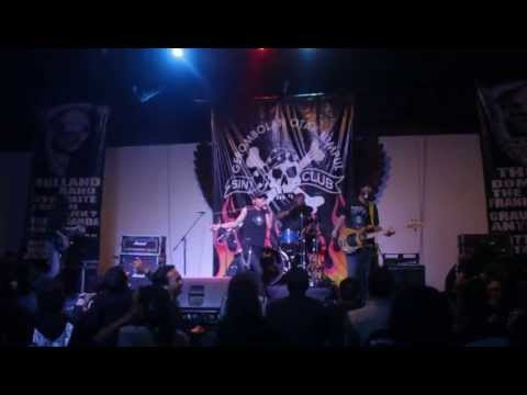 Rolland Band - Electric Eye (Judas Priest Cover) . Live At