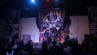 Rolland Band Electric Eye Judas Priest Cover Live At NIGHT OF FIRE 2