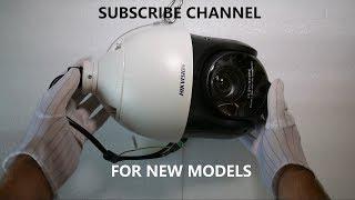 HIKVISION DS-2DE4215IW-DE(E) avec Bras vidéo
