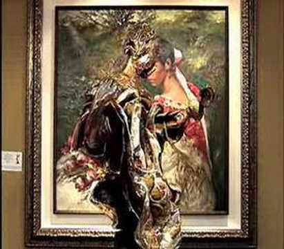 Salvador Dali- Madonna of Port Lligat