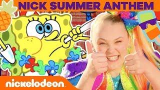 Nickelodeon's Summer Anthem 🔅 ft. 'It's Time To Celebrate' by JoJo Siwa | #MusicMonday