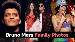 Bruno Mars Family 2018