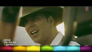 Har!Kisi!Ko!Nahi!Milta!Yahan!Pyaar!Zindagi! Mein!!!! BOSS video song!!! akshay kumar! sonakshi sinh.