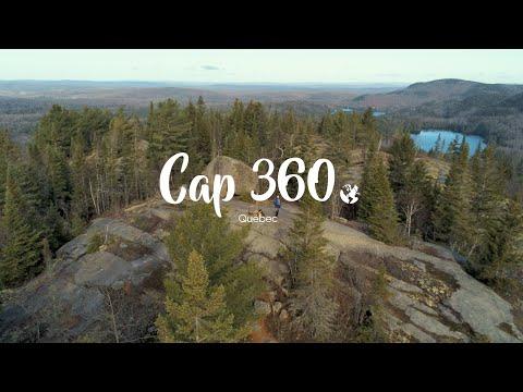 Le Cap 360 ou Montagne du Caribou, une randonnée familiale dans les Laurentides | C'est Notre Monde