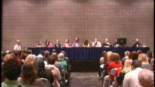 Panel: Sci Fi and Fantasy Authors Roundtable pt. 6 | Comic-Con NYC 2009