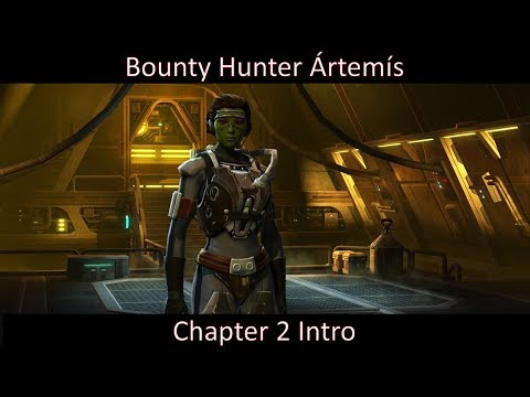 SWTOR: Bounty Hunter - Chapter 2 Intro (Episode 11)