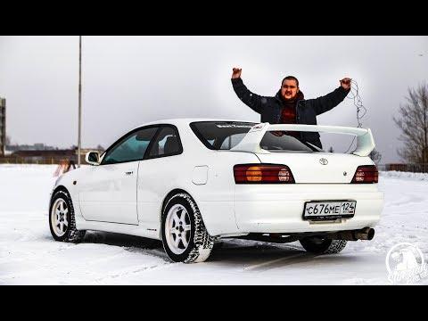 Доступная Молодежная Зажигалка на Дросселях!!! Toyota Levin 4A GE