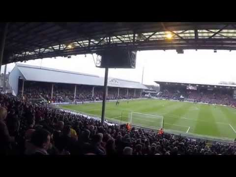 Fulham FC - Craven Cottage, The Fan Experience in HD