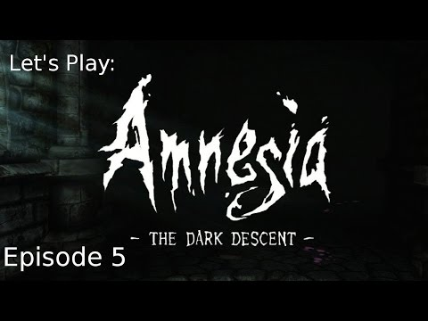 Puddle Jumper -Ep 05 Let's Play: Amnesia the Dark Descent