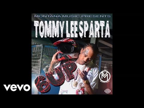 Tommy Lee Sparta - 6Up (Lyric Video)