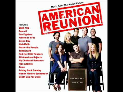 "American Reunion Soundtrack -- Green Day ""Before the Lobotomy"""