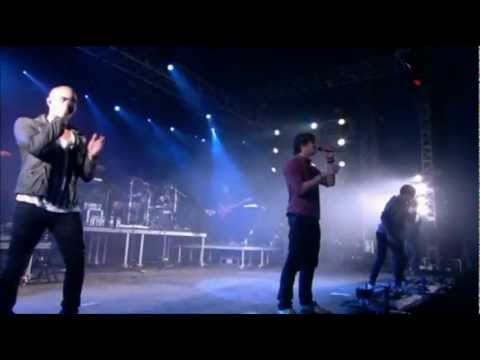 The Wanted - Lightning (T in the Park 2012)