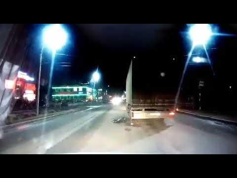В Серове МАЗ насмерть сбил двух пешеходов/ Www.serovglobus.ru