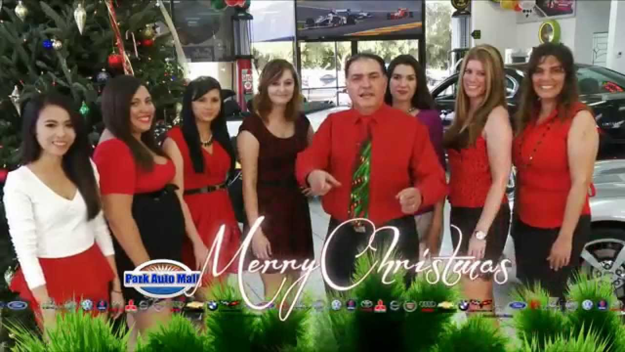 Park Auto Mall >> Great Holiday Cheer Is Always Here At Park Auto Mall Youtube