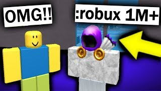 FREE ROBUX ADMIN COMMANDS TROLLING (Roblox)