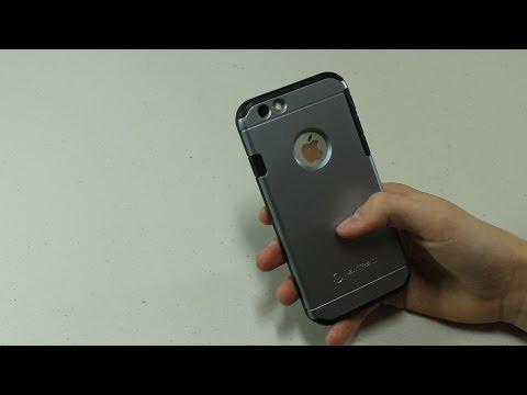 NewTrent Trentium 6S Rugged iPhone 6 Case [Review]