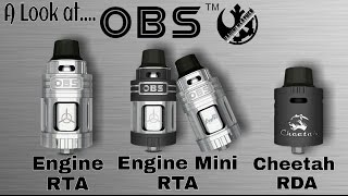 oBS Engine/Engine Mini RTA  Cheetah RDA