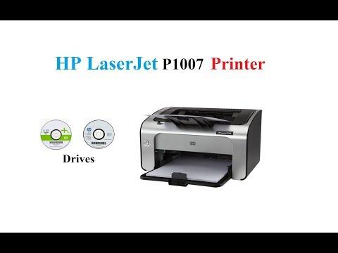 HP LaserJet P1007  | Driver