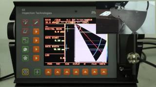 Medición de la altura de discontinuidades planas con la técnica Phased Array