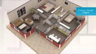 Одноэтажные дома плюсы и минусы(Типовые проекты одноэтажных домов и разработка индивидуальные проектов. www.turboteh.ru., 2016-04-17T14:44:35.000Z)