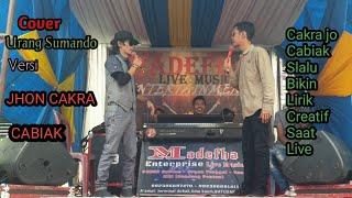 Download lagu URANG SUMANDO#VERSI JHON CAKRA JO CABIAK