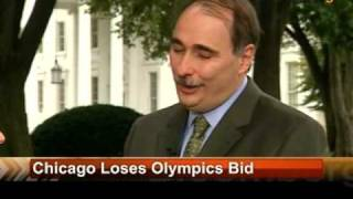 Axelrod Says Obama Has No Regrets About Olympic Bid: Video