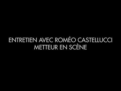 Jeanne au bûcher - Interview de Romeo Castellucci, metteur en scène